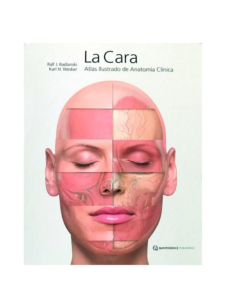 La Cara - Atlas Ilustrado de Anatomía Clínica