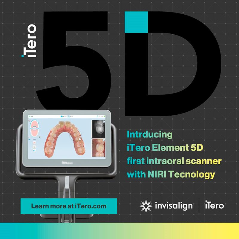 Introducing iTero Element 5D