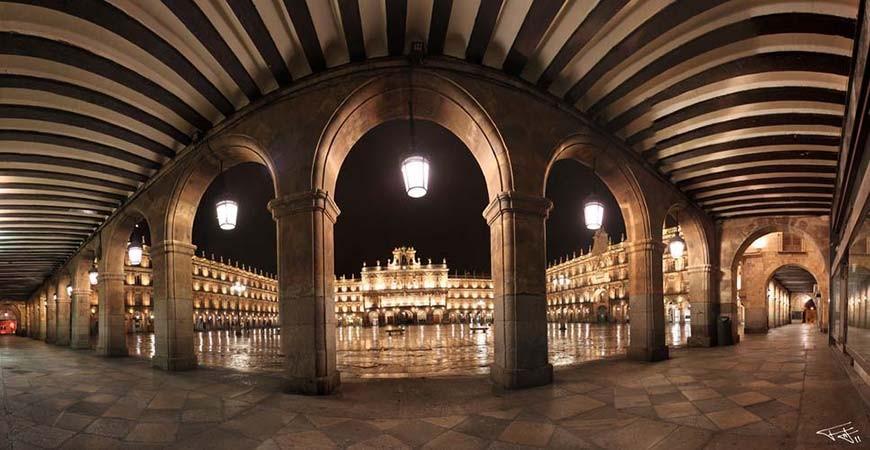 4ª Reunión cientifico-social ciudad de Salamanca