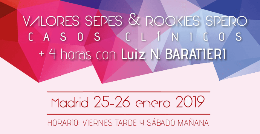 Valores SEPES & Rookies SPERO