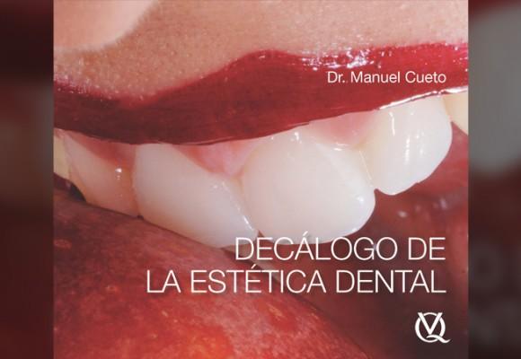 """Presentación del libro """"Decálogo de la Estética Dental"""", del Dr. Manuel Cueto"""