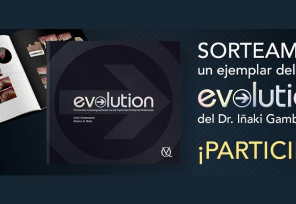 Sorteamos un ejemplar del libro Evolution!
