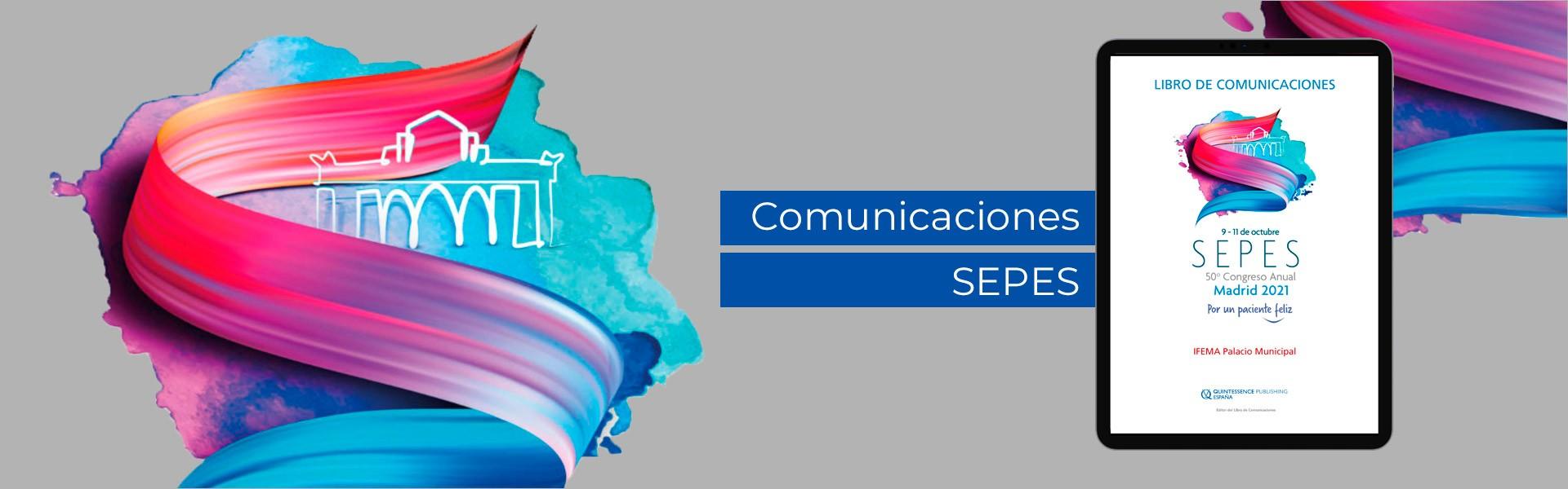Libro de comunicaciones SEPES